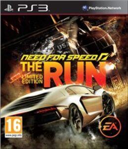 Foto Cover di Need for Speed: The Run Limited Edition, Videogioco prodotto da EA Games 0