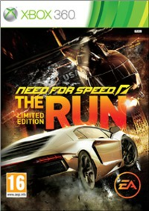 Videogioco Need for Speed: The Run Limited Edition Xbox 360 0