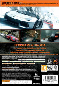 Videogioco Need for Speed: The Run Limited Edition Xbox 360 8