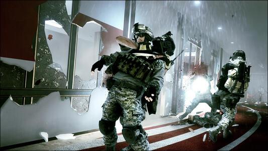 Battlefield 3: Close Quarters - 8