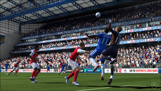 Videogioco FIFA Football PS Vita 8