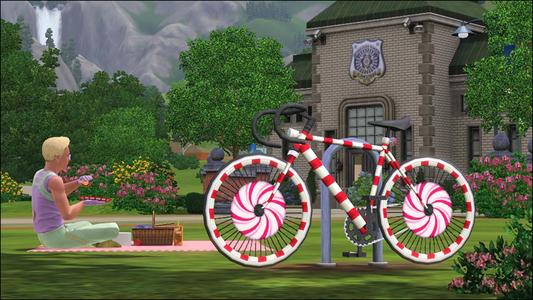 Videogioco Sims 3 Katy Perry Dolci Sorprese Personal Computer 1