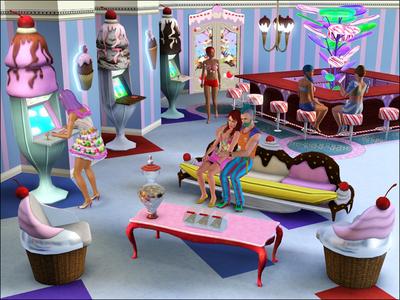 Videogioco Sims 3 Katy Perry Dolci Sorprese Personal Computer 2