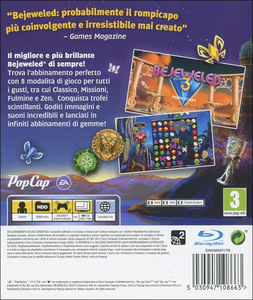 Videogioco Bejeweled 3 PlayStation3 10