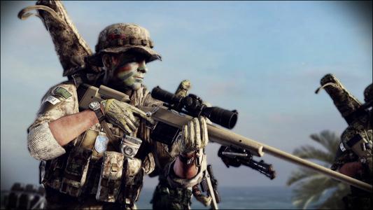 Videogioco Medal of Honor: Warfighter Xbox 360 2