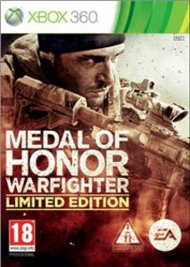 Videogioco Medal of Honor: Warfighter Limited Edition Xbox 360 0