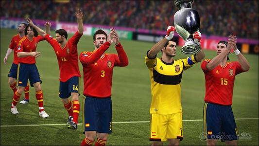 Fifa Euro 2012 - 8