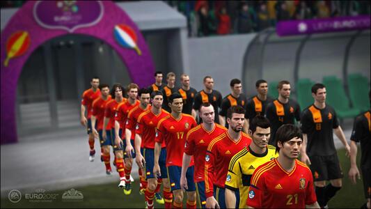 Fifa Euro 2012 - 9