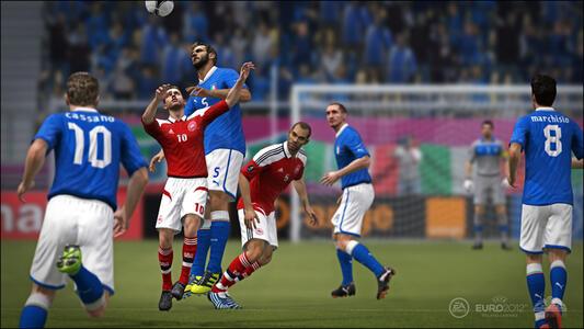 Fifa Euro 2012 - 12