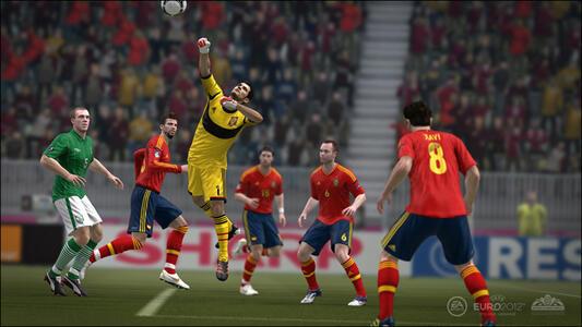 Fifa Euro 2012 - 13