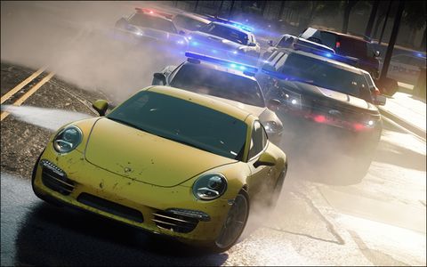 Videogioco Need for Speed: Most Wanted PlayStation3 7