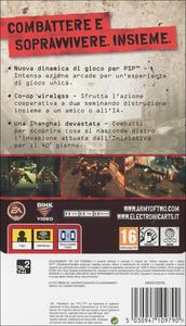 Videogioco Essentials Army of Two: Il 40 Giorno Sony PSP 10