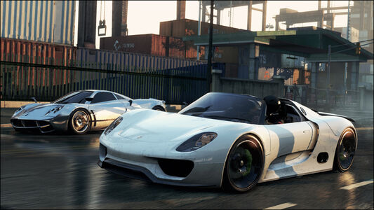 Videogioco Need for Speed: Most Wanted Nintendo Wii U 4