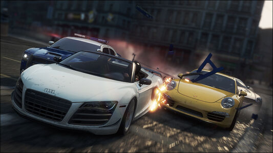 Videogioco Need for Speed: Most Wanted Nintendo Wii U 5