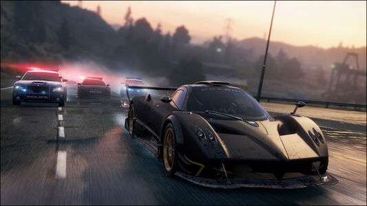 Videogioco Need for Speed: Most Wanted Nintendo Wii U 6