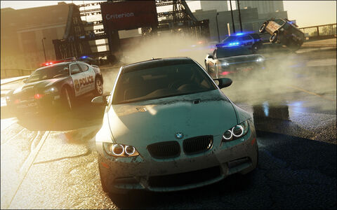 Videogioco Need for Speed: Most Wanted Nintendo Wii U 7
