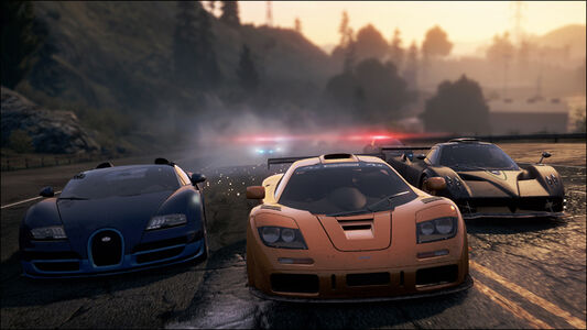 Videogioco Need for Speed: Most Wanted Nintendo Wii U 9