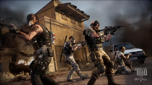 Army of Two: The Devil's Cartel - 4