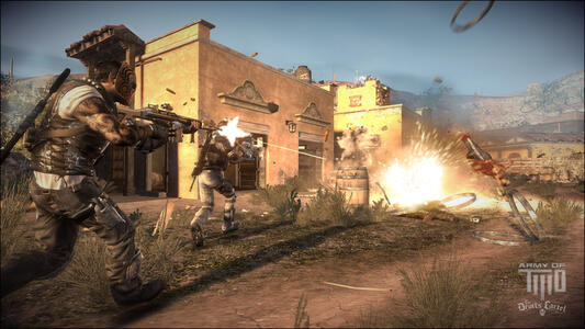 Army of Two: The Devil's Cartel - 5
