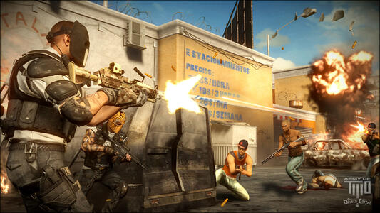 Army of Two: The Devil's Cartel - 9
