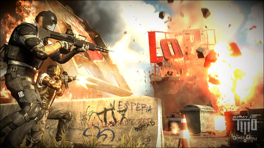 Army of Two: The Devil's Cartel - 6