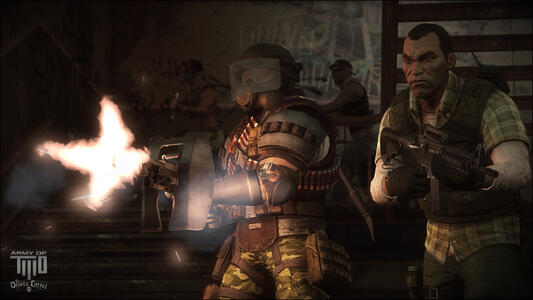 Army of Two: The Devil's Cartel - 7