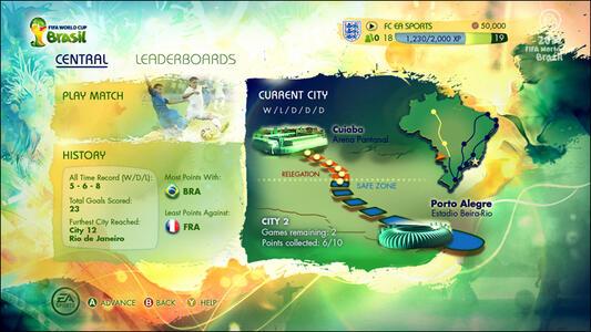 Mondiali Fifa Brasile 2014 - XBOX - 3