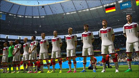 Mondiali Fifa Brasile 2014 - XBOX - 7