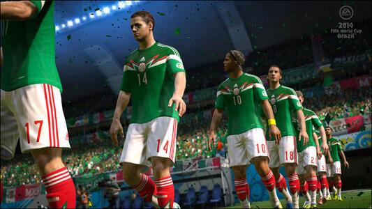 Mondiali Fifa Brasile 2014 - XBOX - 11