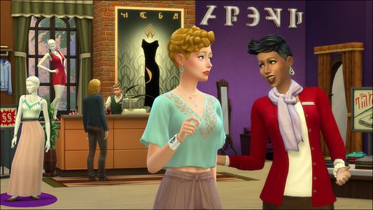 Videogioco Sims 4: Al lavoro! Personal Computer 3