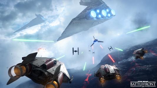 Videogioco Star Wars: Battlefront PlayStation4 8