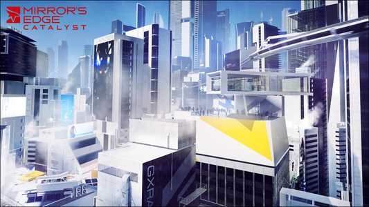Videogioco Mirror's Edge Catalyst PlayStation4 8