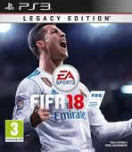 Videogiochi PlayStation3 FIFA 18 Legacy Edition - PS3