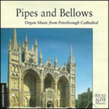 Pipes and Bellows - CD Audio