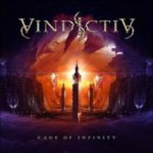 Cage of Infinity - CD Audio di Vindictiv
