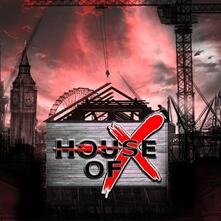 House of X - CD Audio di House of X