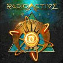 F4ur - CD Audio di Radioactive
