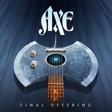Final Offering - CD Audio di Axe