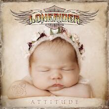 Attitude (Coloured Vinyl) - Vinile LP di Lonerider