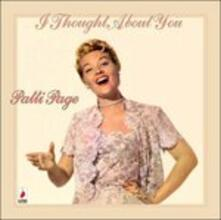 I Thought About You - CD Audio di Patti Page
