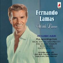 With Love - CD Audio di Fernando Lamas