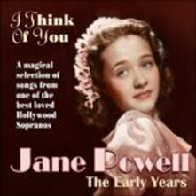 I Think of You - CD Audio di Jane Powell