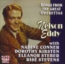 Great Operettas - CD Audio di Nelson Eddy