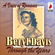 Through The Years - CD Audio di Beryl Davis