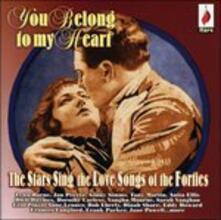You Belong to My Heart - CD Audio