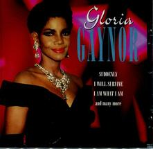 Suddenly, I Will Survive, I Am What I Am, and Many More - CD Audio di Gloria Gaynor