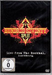 Hundred Seventy Split. Live From The Rockhal - DVD
