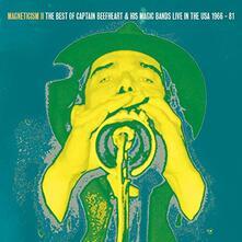 Magneticism II. The Very Best of Captain Beefheart & His Magic Bands - Vinile LP di Captain Beefheart,Magic Band