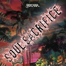 Soul Sacrifice - CD Audio di Santana