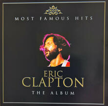 The Album. Most Famous Hits 1 - CD Audio di Eric Clapton